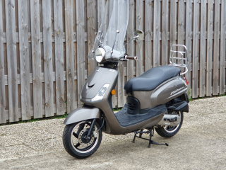 SYM-Bromscooter