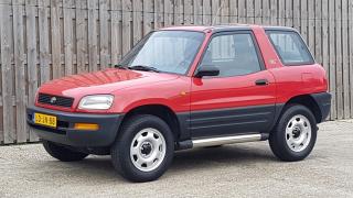 Toyota-Funcruiser RAV4